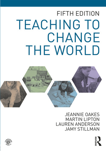 Teaching to Change the World book cover