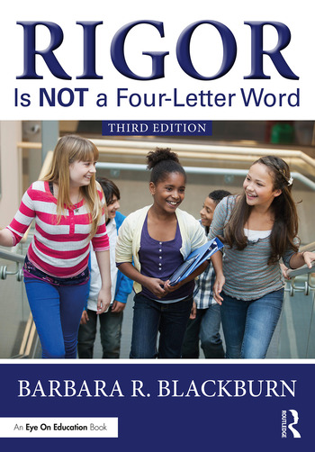 Rigor Is NOT a Four-Letter Word book cover
