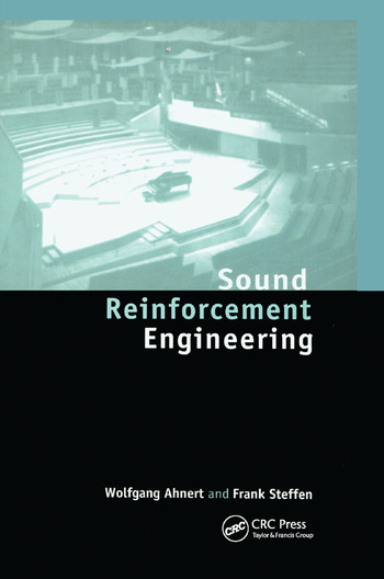 Sound Reinforcement Engineering Fundamentals and Practice book cover