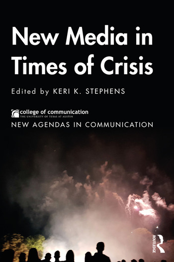 New Media in Times of Crisis book cover