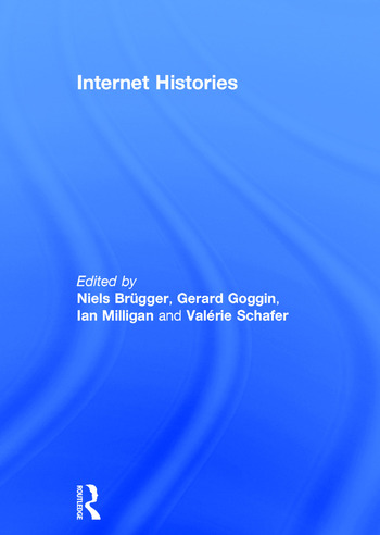 Internet Histories book cover