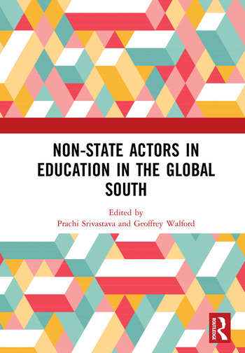 Non-State Actors in Education in the Global South book cover