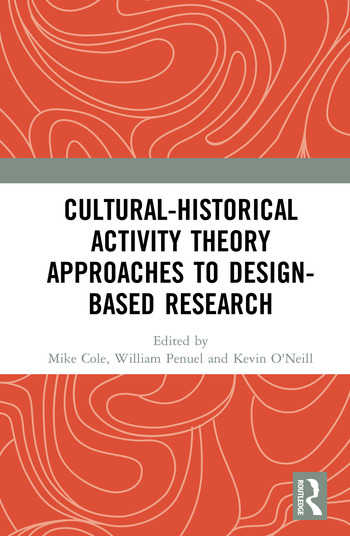Cultural-Historical Activity Theory Approaches to Design-Based Research book cover