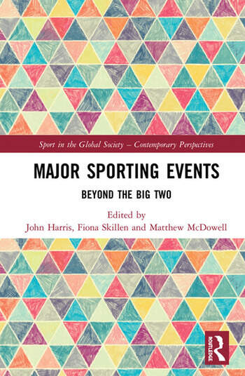 Major Sporting Events Beyond the Big Two book cover