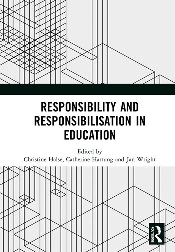 Responsibility and Responsibilisation in Education book cover