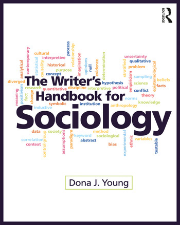 The Writer's Handbook for Sociology book cover