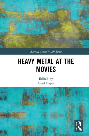 Heavy Metal at the Movies book cover