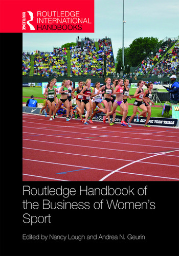 Routledge Handbook of the Business of Women's Sport book cover