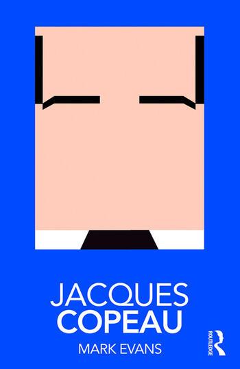 Jacques Copeau book cover