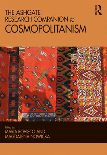 The Ashgate Research Companion to Cosmopolitanism book cover