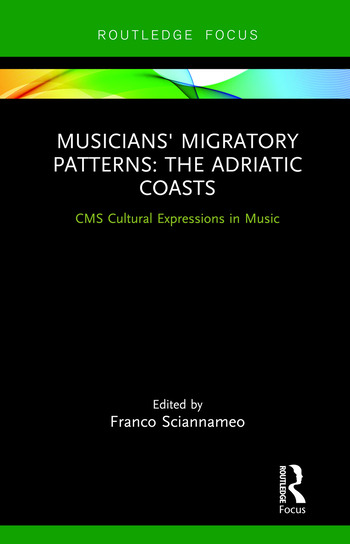 Musicians' Migratory Patterns: The Adriatic Coasts book cover