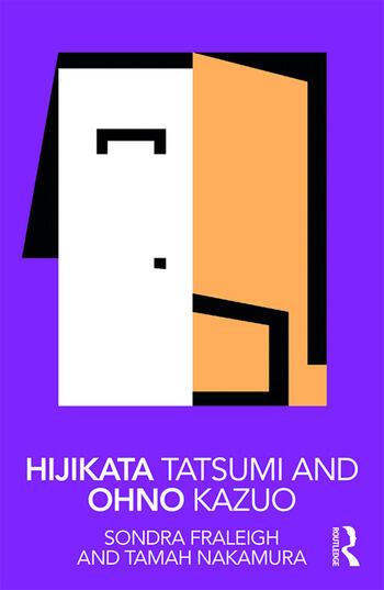 Hijikata Tatsumi and Ohno Kazuo book cover