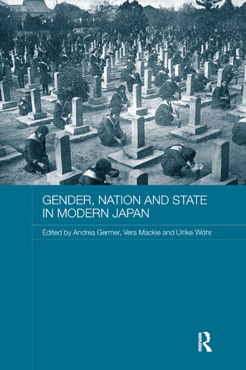 Gender, Nation and State in Modern Japan book cover