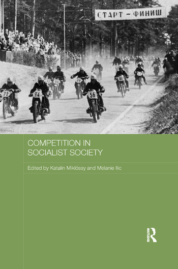 Competition in Socialist Society book cover