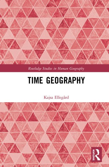 Thinking Time Geography Concepts, Methods and Applications book cover