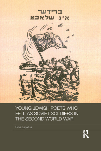 Young Jewish Poets Who Fell as Soviet Soldiers in the Second World War book cover