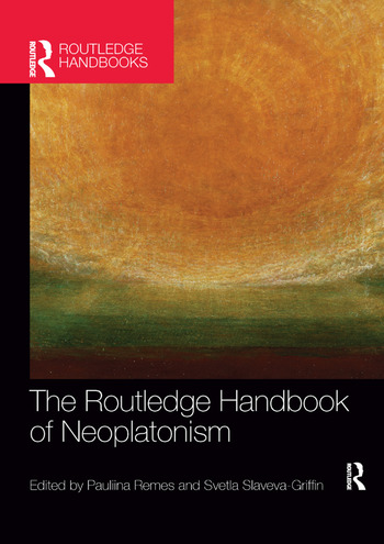 The Routledge Handbook of Neoplatonism book cover