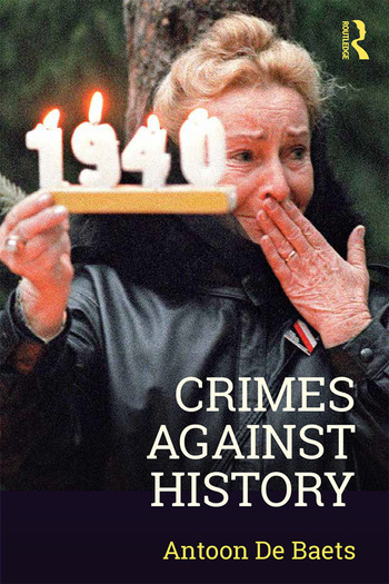 Crimes against History book cover
