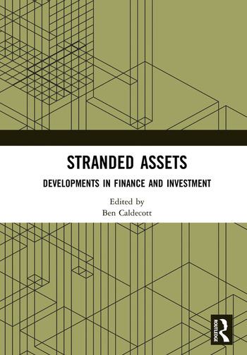Stranded Assets Developments in Finance and Investment book cover