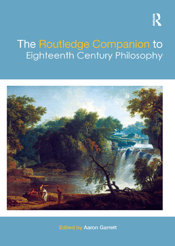 The Routledge Companion to Eighteenth Century Philosophy book cover