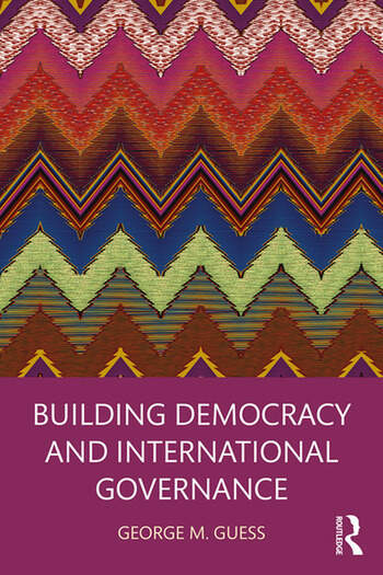 Building Democracy and International Governance book cover
