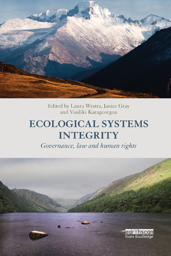 Ecological Systems Integrity Governance, law and human rights book cover