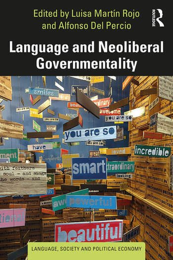 Language and Neoliberal Governmentality book cover