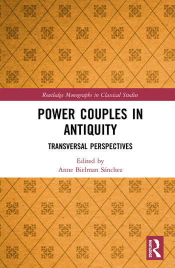 Power Couples in Antiquity Transversal Perspectives book cover