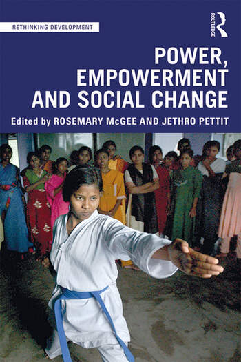 Power, Empowerment and Social Change book cover