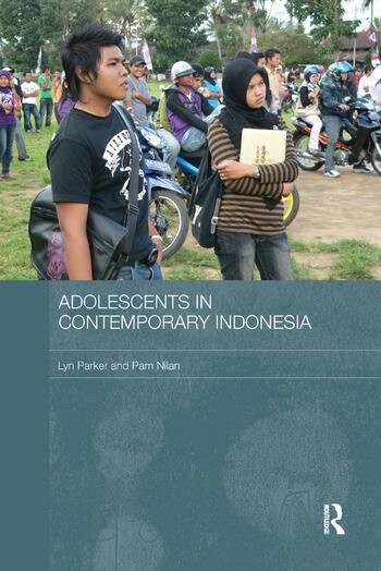 Adolescents in Contemporary Indonesia book cover