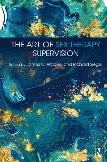 The Art of Sex Therapy Supervision book cover