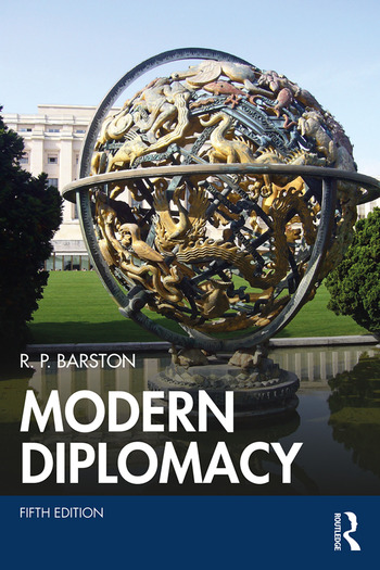 Modern Diplomacy book cover