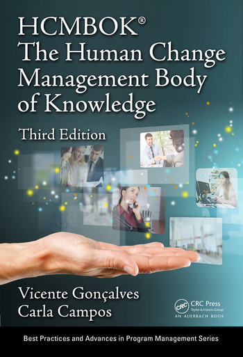The Human Change Management Body of Knowledge (HCMBOK®) book cover