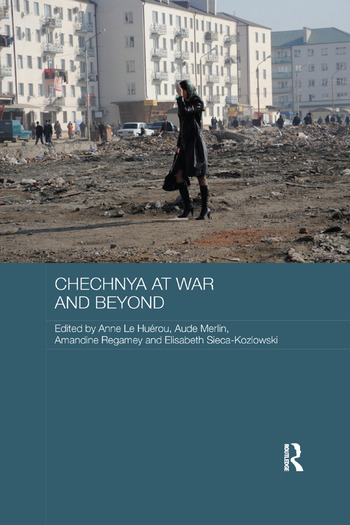 Chechnya at War and Beyond book cover