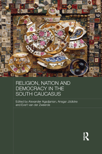 Religion, Nation and Democracy in the South Caucasus book cover