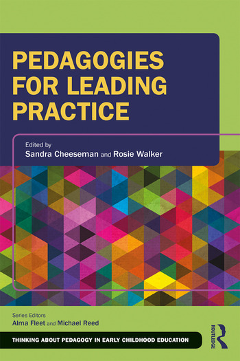 Pedagogies for Leading Practice book cover