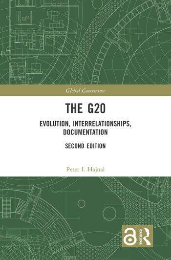 The G20 Evolution, Interrelationships, Documentation book cover