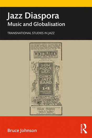 Jazz Diaspora New Approaches to Music and Globalisation book cover