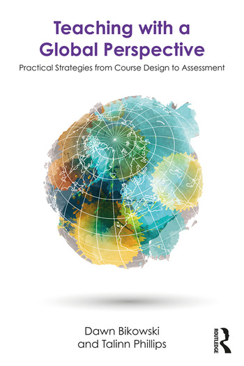 Teaching with a Global Perspective Practical Strategies from Course Design to Assessment book cover