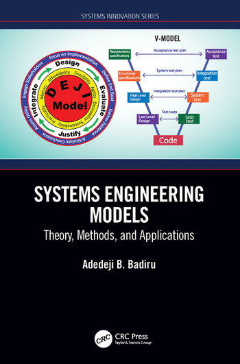 Systems Engineering Models Theory, Methods, and Applications book cover