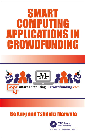 Smart Computing Applications in Crowdfunding book cover