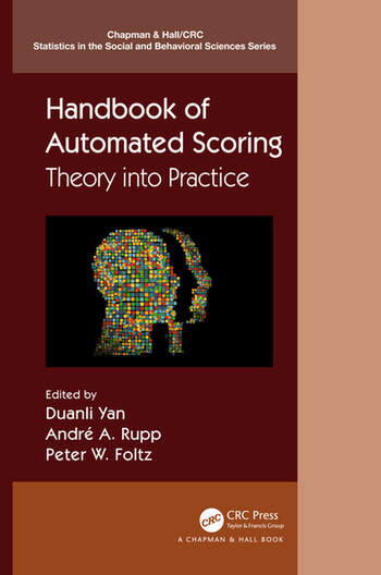Handbook of Automated Scoring Theory into Practice book cover