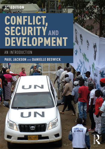 Conflict, Security and Development An Introduction book cover