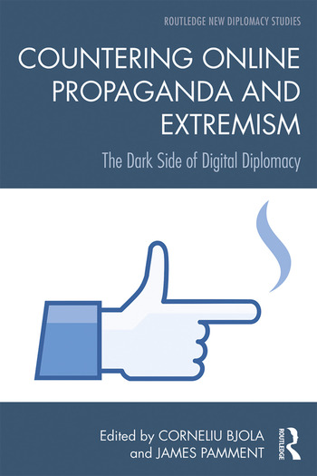 Countering Online Propaganda and Extremism The Dark Side of Digital Diplomacy book cover