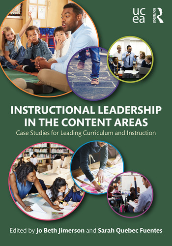 Instructional Leadership in the Content Areas Case Studies for Leading Curriculum and Instruction book cover