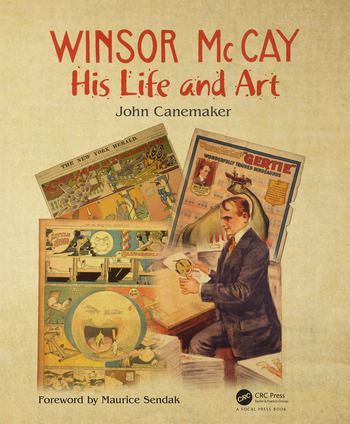 Winsor McCay His Life and Art book cover