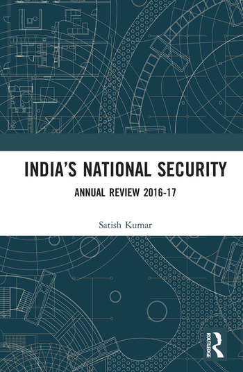 India's National Security Annual Review 2016-17 book cover