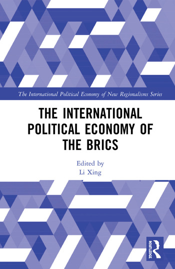 The International Political Economy of the BRICS book cover
