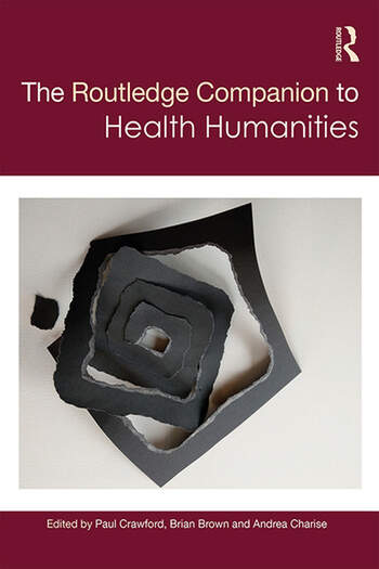 The Routledge Companion to Health Humanities book cover