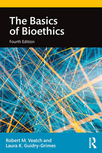 The Basics of Bioethics book cover